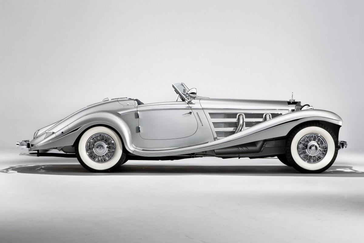 TOP Most Beautiful MercedesBenz Models Ever Built MercedesBlog - Mercedes classic cars