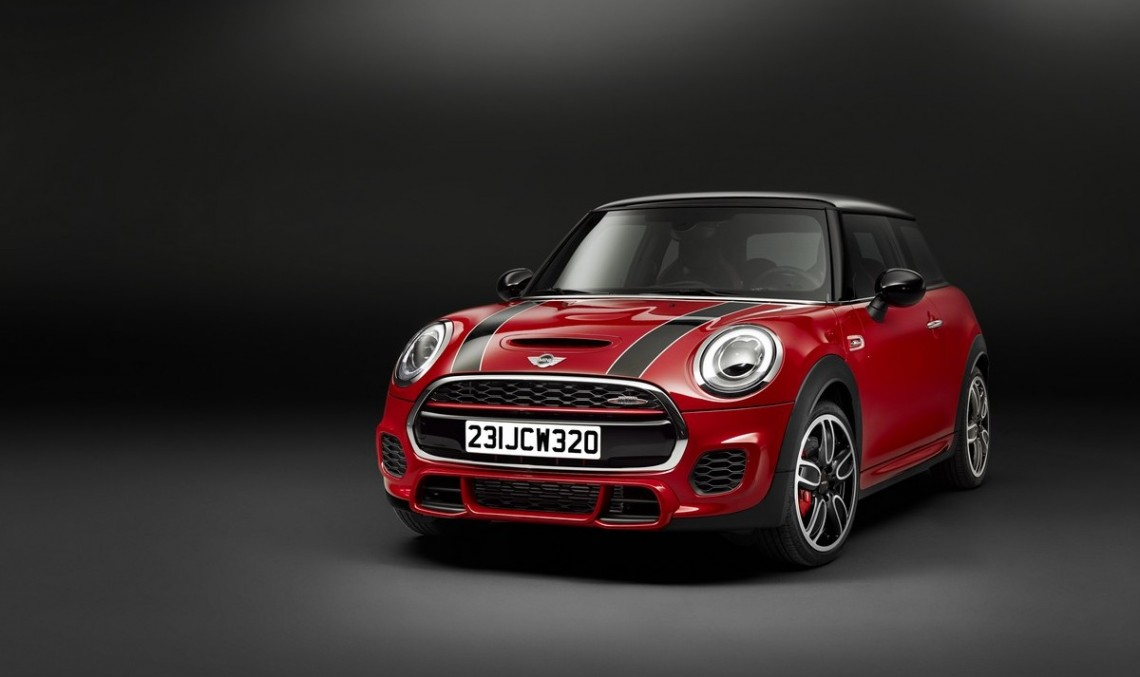 MINI John Cooper Works lands in Detroit with US pricing