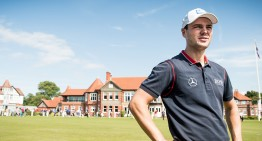 Top golfer and brand ambassador – Martin Kaymer for Mercedes-Benz