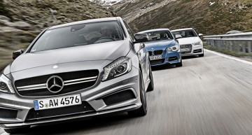 Mercedes is No.1 again, outsells both Audi and BMW in July