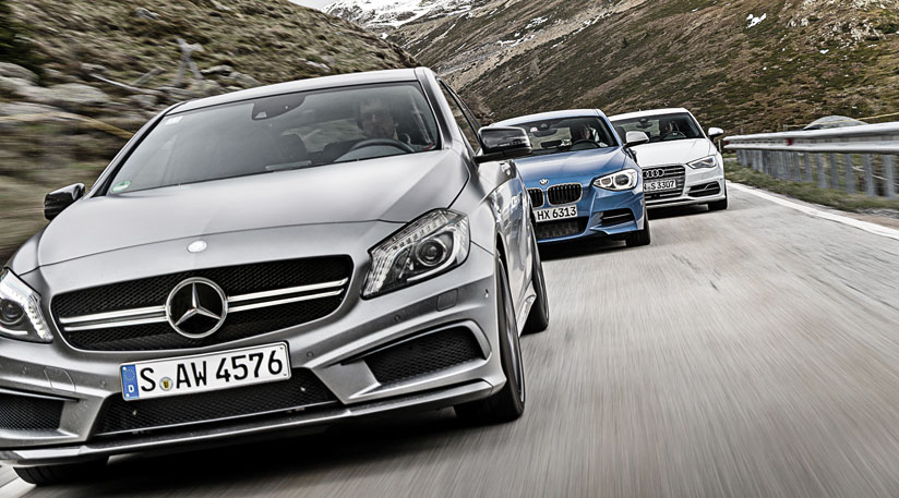 Mercedes-Benz outsold BMW rival brand in January