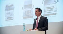Daimler Trucks expects continued success in 2015