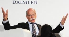 Dieter Zetsche isn't worried about Apple building the iCar