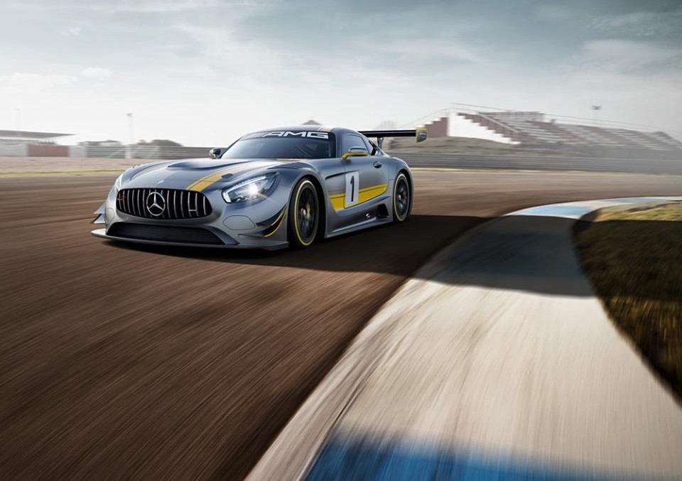 First video of the Mercedes-AMG GT3 – Ready, steady, go!