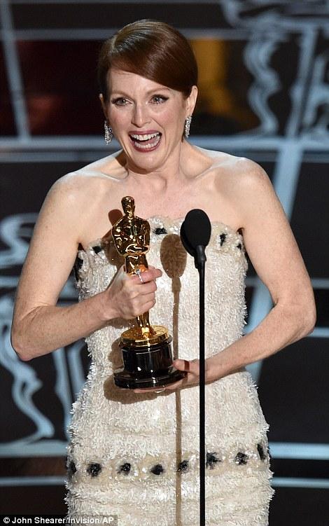 Julianne Moore Oscar