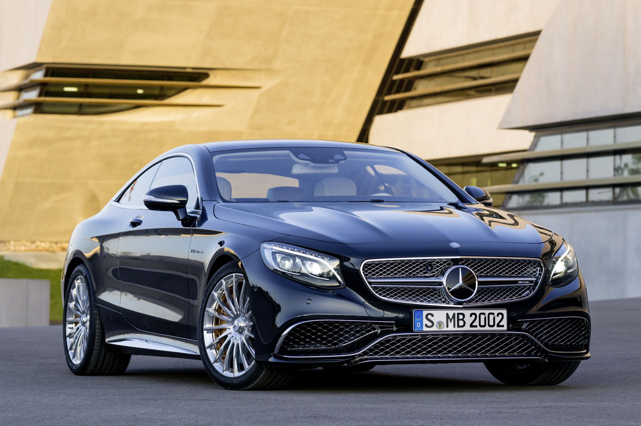 Mercedes-Benz S 65 AMG Coupe´(BR 217), 2014
