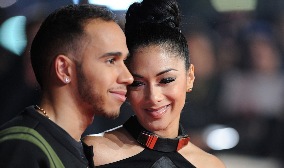 Nicole Scherzinger splits from Lewis Hamilton for a fourth time - MercedesBlog