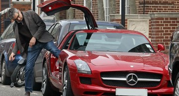 Mr. Bean driving an AMG – This is no comedy!