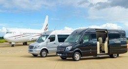 The Sprinter jet: Plain on the outside, plane on the inside