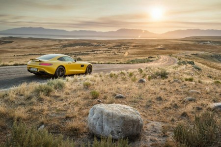 The Open Roads, Utah AMG GT S