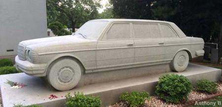 Mercedes-Benz Tombstone 3