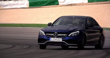 Video: Chris Harris on the new Mercedes-Benz C 63 AMG
