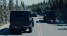 Armored Mercedes-Benz G-Class stars in Fast and Furious 7 extended trailer