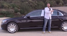 VIDEO: Mercedes-Maybach S 600 tested in Santa Barbara by Ausfahrt.tv