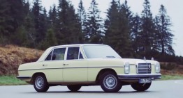 VIDEO: This Mercedes-Benz 280 is a time-travelling machine