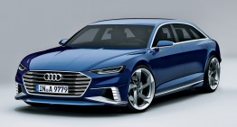 Audi Prologue Avant concept hints at CLS Shooting Brake rival