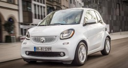 How good is the Smart ForTwo with Twinamic dual-clutch gearbox? First test by Autocar