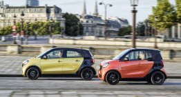 Daimler estimates that the new Smart family will be profitable