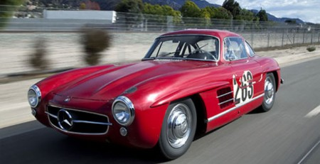 300SL Gullwing Coupe