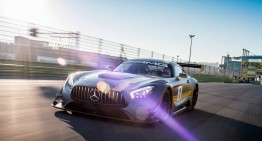 The untamed beast. New video of the Mercedes-AMG GT3