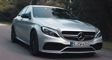 Force of nature: the Mercedes C 63 AMG