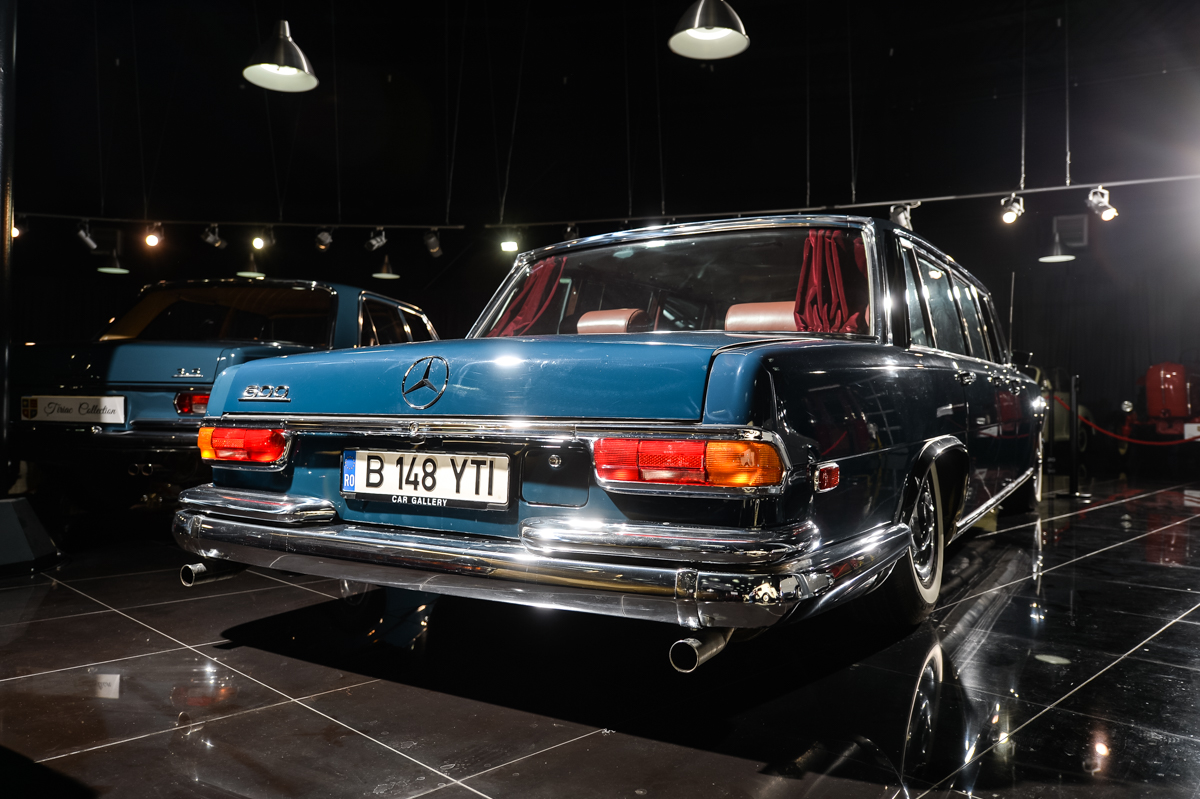 One more priceless exhibit in iriac collection mercedes for Mercedes benz collection