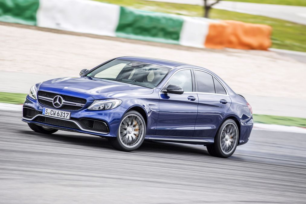 US pricing for the Mercedes-AMG C 63 sedan officially revealed