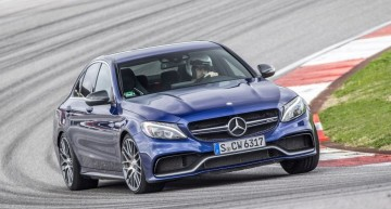 VIDEO REVIEW. Mercedes-AMG C 63 AMG tested by Autocar