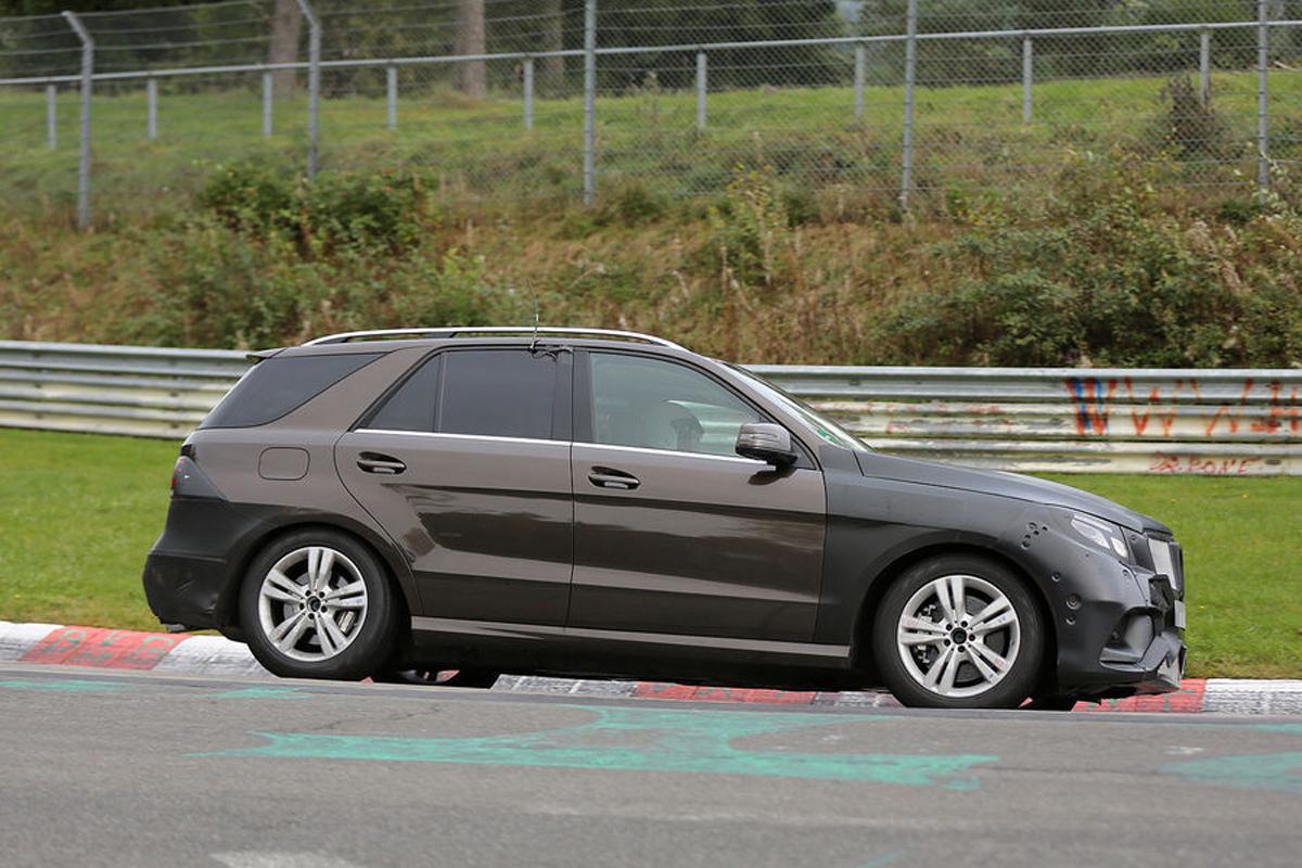 Mercedes-benz GLE - mercedesblog.com