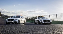New Safety Car and Medical Car in Formula 1