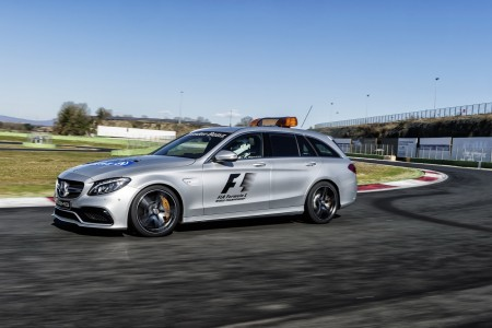 Safety car & medical car3