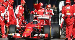 Ferrari escapes punishment for unsafe release, Rosberg and Vettel go harsh on each other