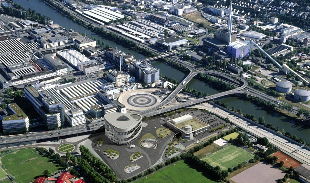 Daimler modernizes Untertuerkheim plant for fuel cell systems