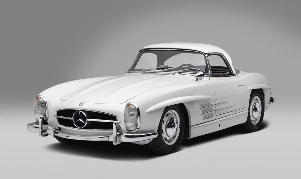 Hammer time for quite a few priceless Mercedes-Benz cars at Bonhams