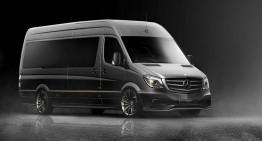 Carlex Design Sprinter – step into my van, we've got cookies