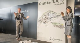 Daimler builds new factory for vans in United States