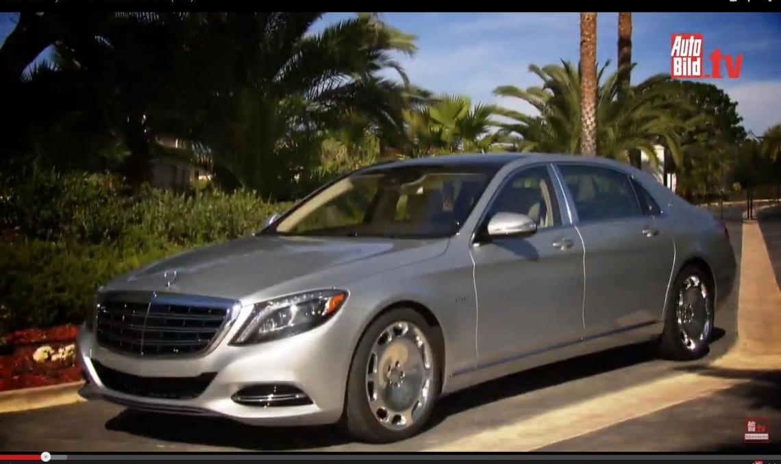 VIDEO REVIEW: Mercedes-Maybach S 600 tested by Auto Bild