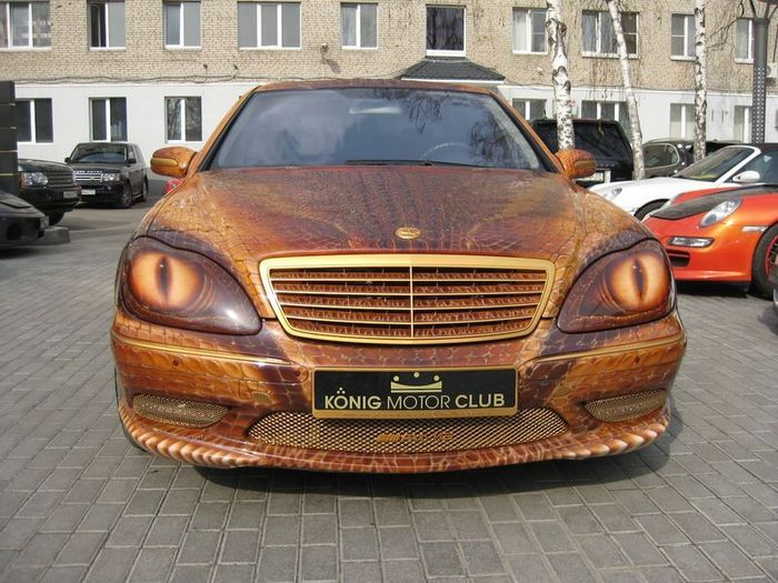 Dragon Mercedes-Benz S-Class