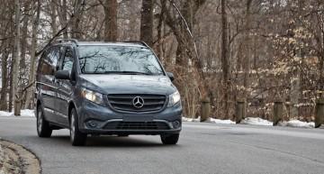 Mercedes-Benz unveil the Metris, the US Vito version