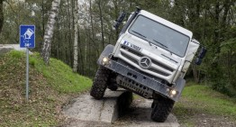 Official: Mercedes-Benz Unimog U 4023 and U 5023 Euro 6