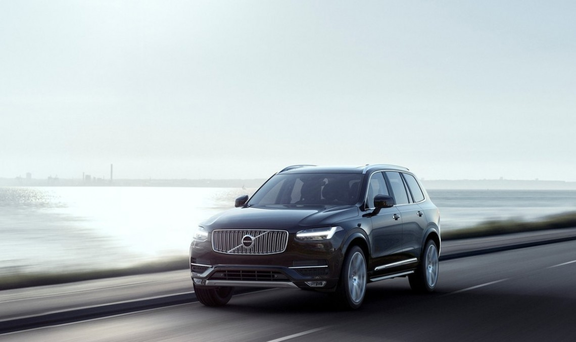 Video: Autocar reviews the Volvo XC90, M-Class (GLE) rival