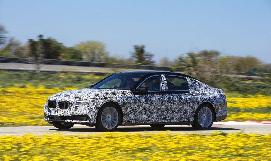 The BMW 7 Series comes out to fight – new official info and photos