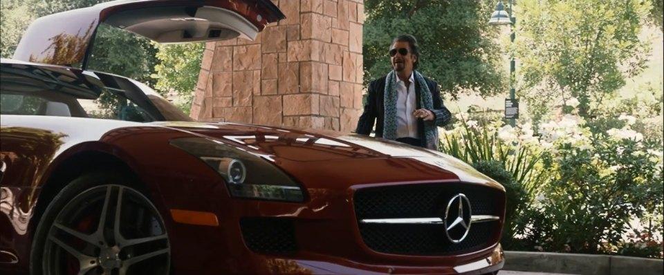 Al Pacino SLS
