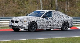 New BMW 5-Series spied again – latest pictures