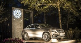Mercedes-Benz plays golf as Global Sponsor for Masters Tournament