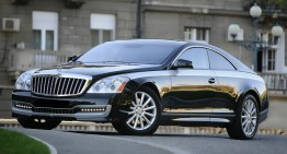 DC Dream Cars revives the Maybach 57 S Coupe