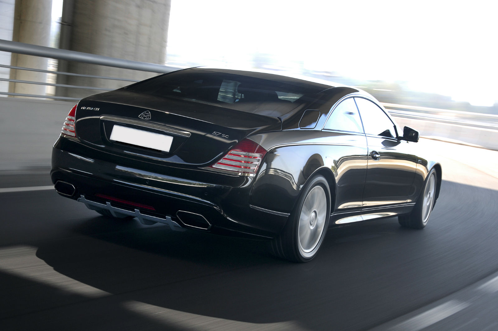 dc dream cars revives the maybach 57 s coupe - mercedesblog