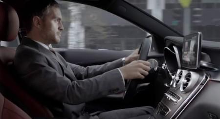 Mercedes-Benz C-Class commercial 2