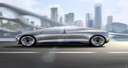 F015 Luxury in Motion. Test drive without the driving