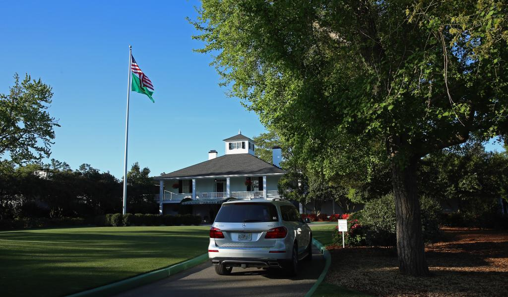 National Golf Club House